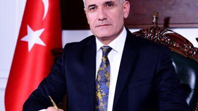Başkan Güder'in Jandarma Teşkilatının 182. Kuruluş Yıl Dönümü Mesajı