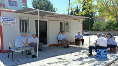 Başkan Kılınç, Siteler Mahallesi Sakinleriyle Bir Araya Geldi