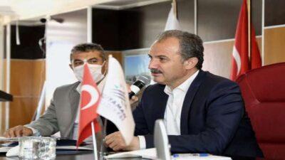 Başkan Kılınç'tan Muhtarlara Sertifika Takdimi