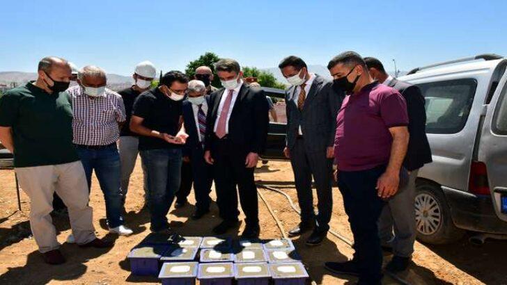 Şehriban Günata Anadolu Lisesi'nin Temeli Atıldı