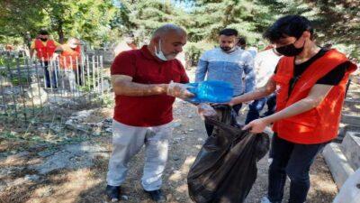 """Başkan Kahveci """"En Güzel Temizlik Kirletmemektir"""""""