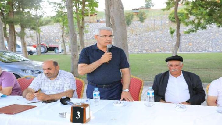 """Başkan Güder: """"Battalgazi'de  İz Bırakan Çalışmalara İmza Atıyoruz"""
