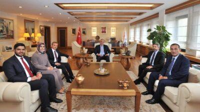 Başkan Kılınç, Adıyaman'ın Sorunlarını Cumhurbaşkanı Erdoğan'a İletti