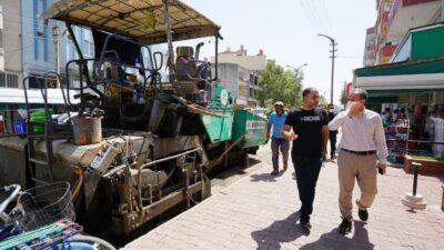 Belediye Başkanı Kılınç'tan, KSS Esnafına Ziyaret