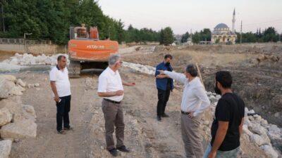 Başkan Kılınç, Seçim Öncesi Sözünü Verdiği Projeyi İnceledi