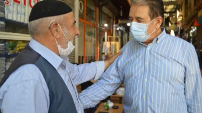 """""""Malatya'da bir daha kapanmama olmaması için aşı olmalıyız"""""""