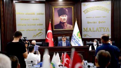Temmuz ayı Meclis Toplantısı