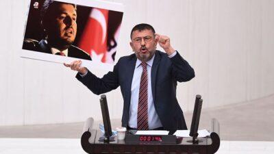 CHP Genel Başkan Yardımcısı ve Malatya Milletvekili Veli Ağbaba TBMM'de yaptığı konuşmada gündeme dair tespitlerde bulundu.