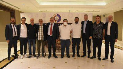 Sadıkoğlu, İstanbul'da Malatyalı İş İnsanlarıyla bir araya geldi