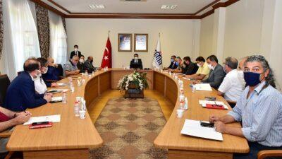 Vali Baruş Başkanlığında İl Göç Kurulu Toplantısı Gerçekleştirildi