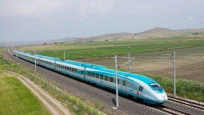 """Ağbaba;""""Mavi Tren Sefere Başladı Darısı Hızlı Trene"""""""