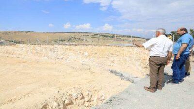 """Başkan Güder """"Battalgazi'mize Modern Bir Okul Daha Yapılıyor"""