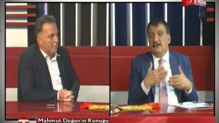 """""""Sayın Ersin Tatar'ı Malatya'da ağırladık"""""""