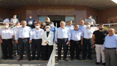 AK Partili Çalık'tan Darende'ye istihdam müjdesi