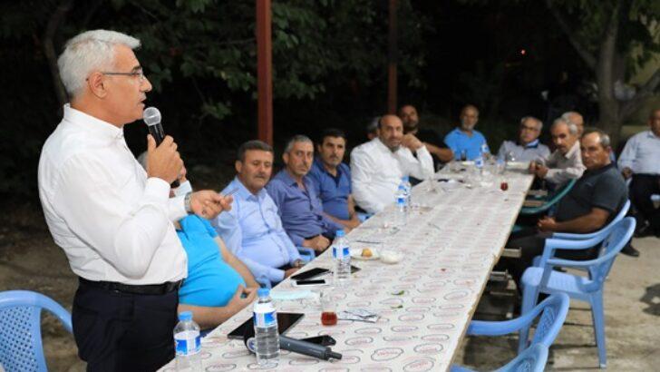 """Başkan Güder: """"Bizim Öncelikli Vazifemiz, Battalgazi'mize Hizmet Etmektir"""