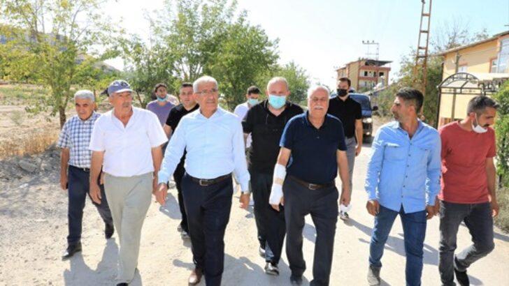 """Başkan Güder: """"Battalgazi'de Hizmet Seferberliği İlan Ettik"""""""