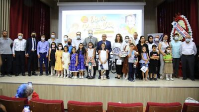 Kitap Dostu Çocuklara Battalgazi Belediyesi'nden Ödül