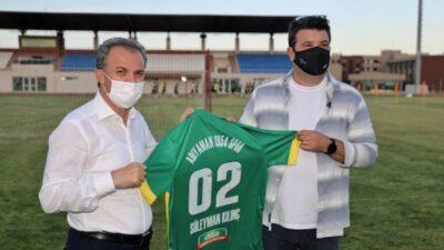 Başkan Kılınç, Adıyaman'ın Sporunu Bein Sports'a Değerlendirdi