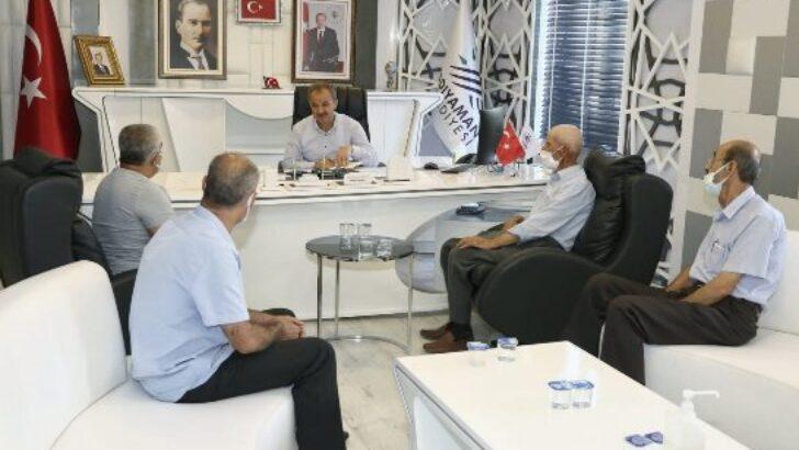 Başkan Kılınç, Vatandaşlarla Bir Araya Gelmeye Devam Ediyor