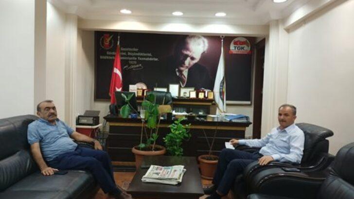 Başkan Kılınç, Muhtarlarla Bir Araya Geldi