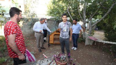 Başkan Kılınç'tan Otizimli Furkan'a Hediye
