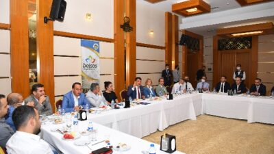 Başkan Gürkan Stk Temsilcileriyle Gastronomi Fuarı İçin İstişare Toplantısı Düzenlendi