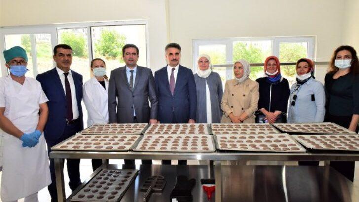 Malatya Kayısı Araştırma Enstitüsü Tarafından Glutensiz Bisküvi Üretildi