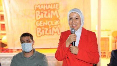 AK Partili Çalık: Gençlerimiz bizim en büyük gücümüzdür