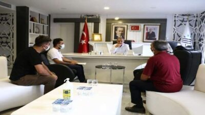 Başkan Kılınç, Vatandaşları Tek Tek Dinliyor