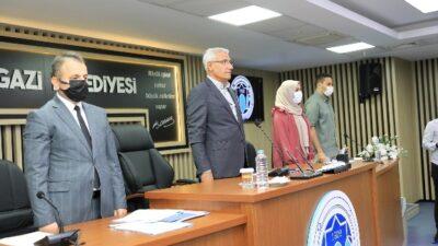 Battalgazi Belediye Meclis Ekim Ayı Toplantıları Başladı
