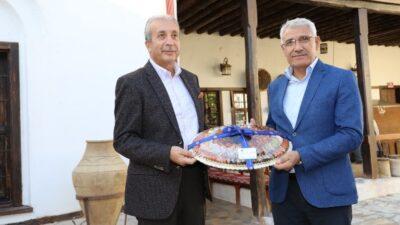 Eski Bakan Eker Ve Dinçer Medeniyetin Kalbi Battalgazi'yi Gezdi