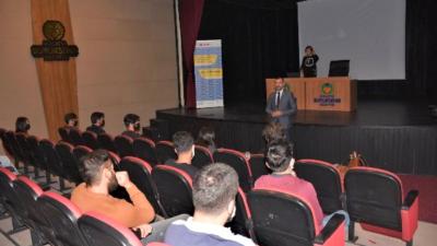 Malatya Büyükşehir Belediyesi Tarafından Gençlere Erasmus Programı Anlatıldı