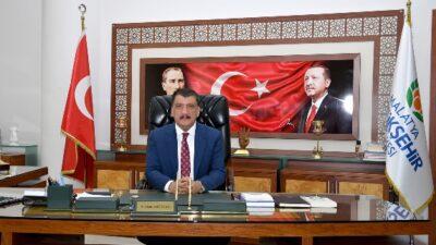 Başkan Gürkan'dan Mevlid Kandili Mesajı