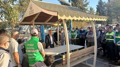 Başkan Kılınç, Park veBahçeler Müdürlüğü Personeliyle Buluştu