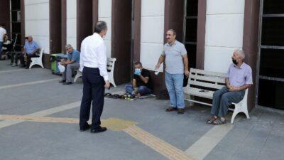 Başkan Kılınç'tan Moral Ziyareti