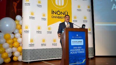 İnönü Üniversitesi Akademik Yıl Açılışı