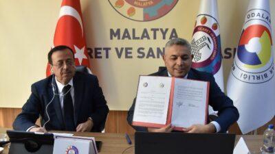 Malatya-Filistin arası iş birliği mutabakatı