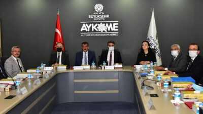 Kültür Bakanlığı Yetkilileri Arslantepe Höyüğünde İncelemelerde Bulundu