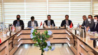 Kamu-Üniversite-Sanayi İş birliği Toplantısı Düzenlendi