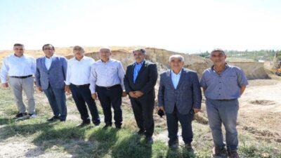 Battalgazi Belediyesi Tekstilkent Projesinin Startını Verdi